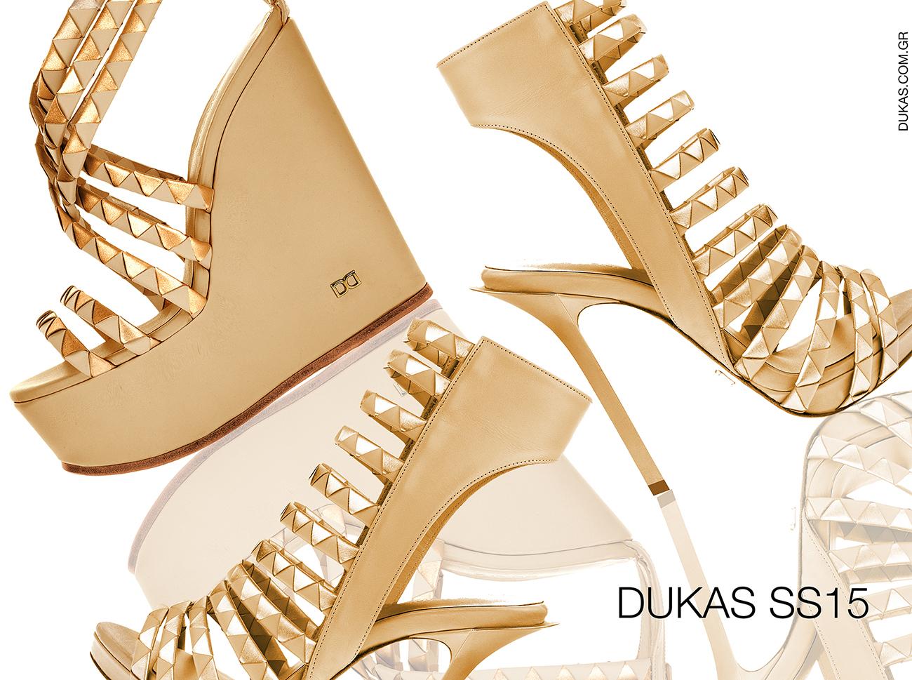 66e4cb23f44 Όλα Για Τις Γυναίκες: DUKAS SS15: Η νέα συλλογή παπουτσιών του Δούκα ...