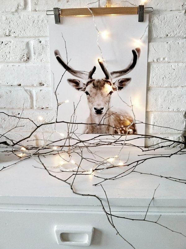 Βάλε μερικές τελευταίες χριστουγεννιάτικες πινελιές στη διακόσμηση του σπιτιού σου