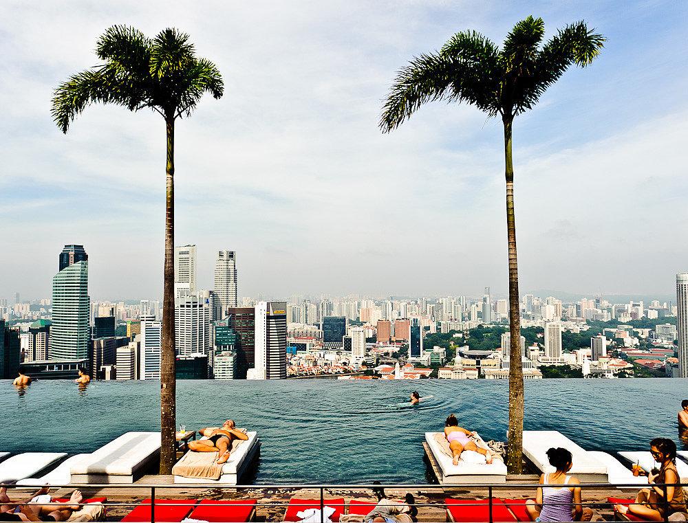 Marina Bay Sands SkyPark Infinity Pool Singapore 059bd