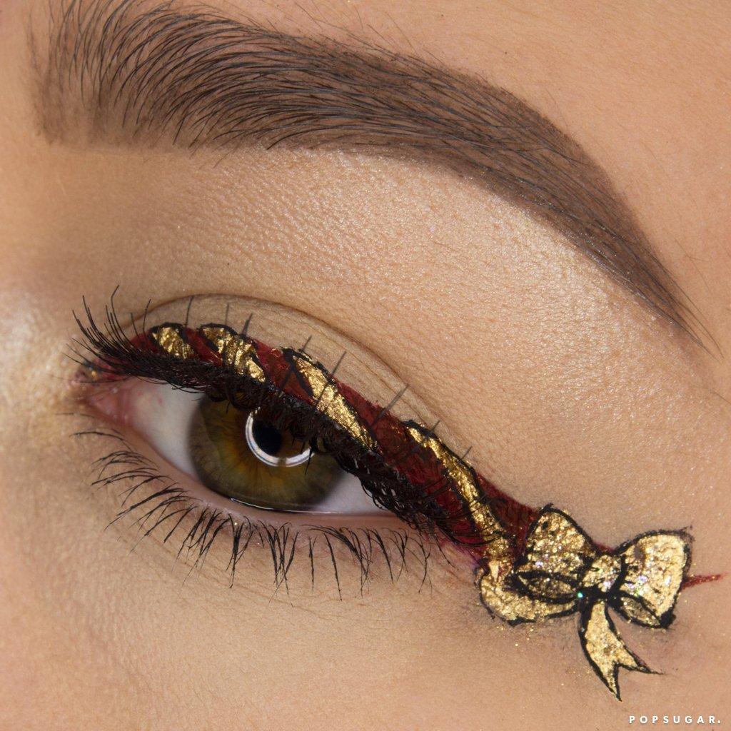 Elf Shelf Eyeliner Art 1