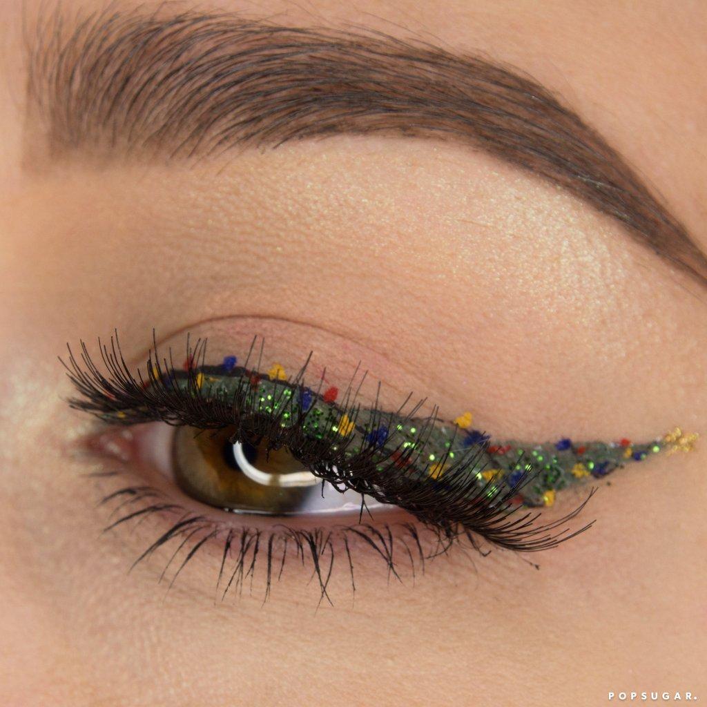 Elf Shelf Eyeliner Art 2