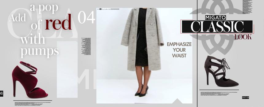 MIGATO XMAS styling video 04 CLASSIC LOOK