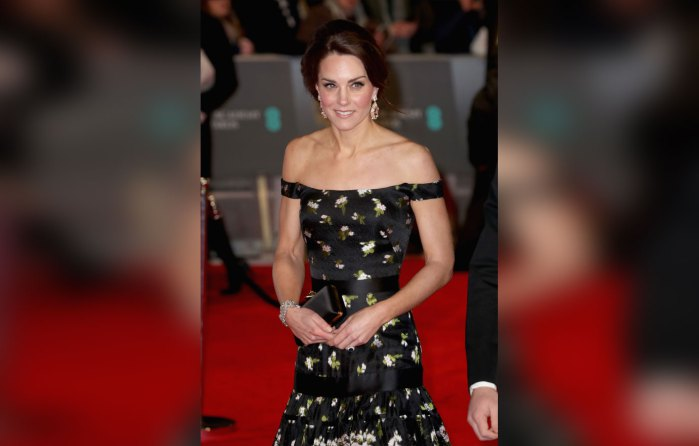 kate middleton scary skinny prince william baftas 4
