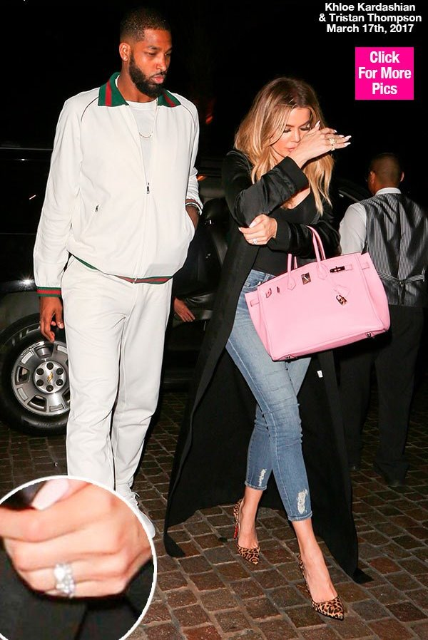 khloe kardashian tristan thompson married rings akmgsi lead1