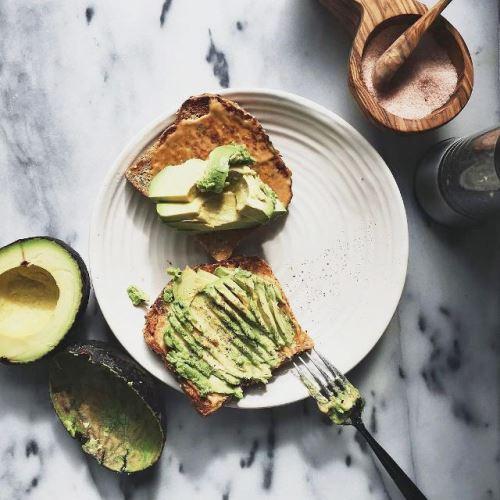 avocado and coconut oil