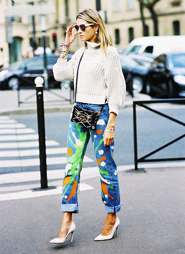 denim street style jeans 13