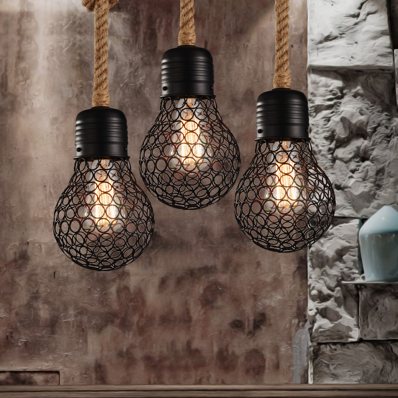 vintage industrial pendant lights font b big b font font b bulbs b font font b