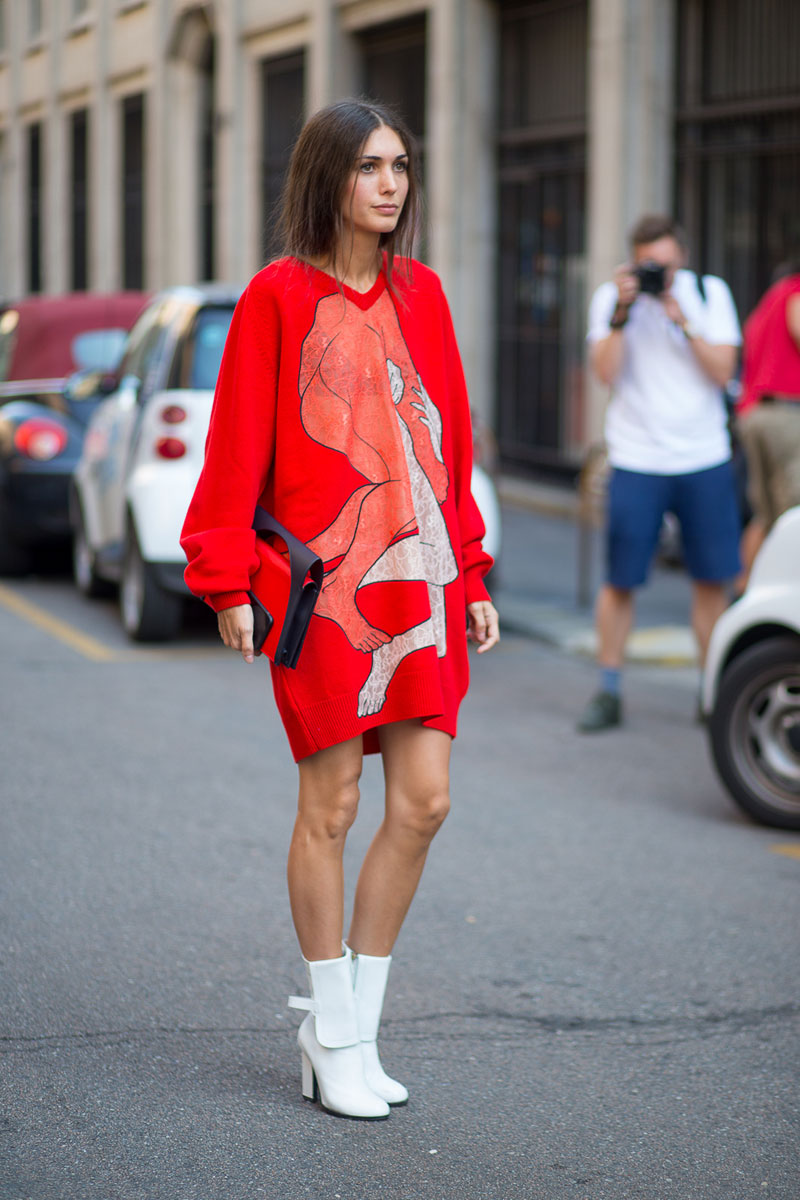 Best of MFW SS2016 Streetstyle 28