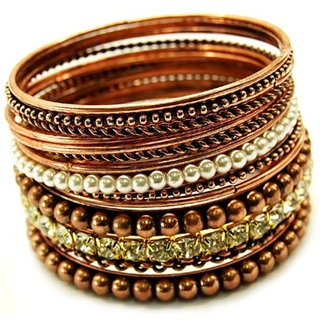 genias-copper-gold-and-pearl-stackable-bangle-set